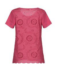 T-shirt di Liu Jo in Pink