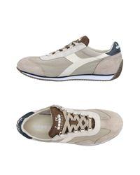Sneakers & Tennis shoes basse di Diadora in Natural da Uomo