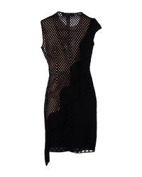 Stella McCartney Black Short Dress