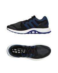 Y-3 Black Low-tops & Sneakers for men