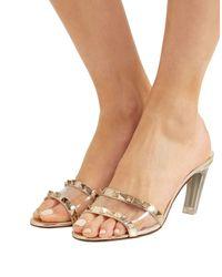 Valentino Multicolor Sandale