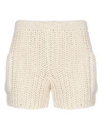 Maison Margiela Natural Shorts
