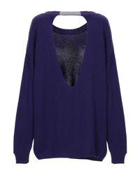 Pinko Blue Pullover