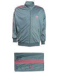 Adidas Originals Green Sweatsuit for men