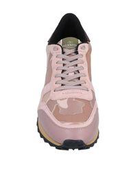 Sneakers & Tennis basses Valentino Garavani en coloris Pink