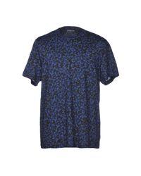 Michael Kors Blue T-shirt for men