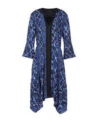 Proenza Schouler - Blue Knee-length Dress - Lyst