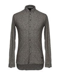 Minimum Hemd in Gray für Herren