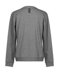 Sweat-shirt EA7 pour homme en coloris Gray