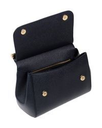 Dolce & Gabbana Blue Handbag