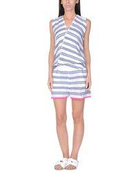 Lemlem - White Beach Dress - Lyst