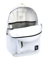 Herschel Supply Co. White Backpacks & Fanny Packs