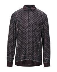 Camicia di Dolce & Gabbana in Multicolor da Uomo