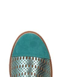 Fabi Green Low-tops & Sneakers