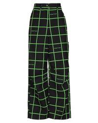 Pantalone di Off-White c/o Virgil Abloh in Black