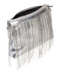 Mia Bag Metallic Handbag