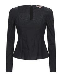 Brock Collection Black Bluse