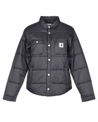 Carhartt Blue Synthetic Down Jacket