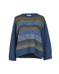 Niu Blue Sweater