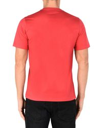 T-shirt di PS by Paul Smith in Red da Uomo