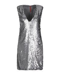 Imperial Metallic Kurzes Kleid