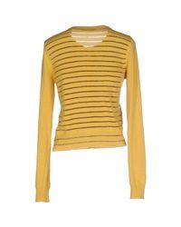 Suoli - Yellow Cardigan - Lyst