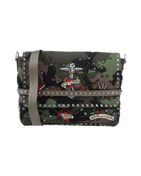 Valentino Green Cross-body Bag for men