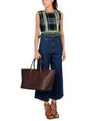Santoni Multicolor Handbag