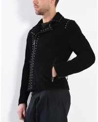 Pierre Darre' Black Jacket for men