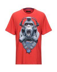 Camiseta Frankie Morello de hombre de color Red