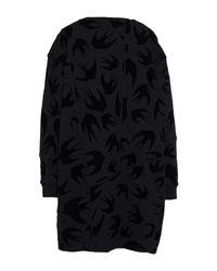 Vestito corto di McQ Alexander McQueen in Black