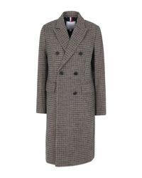 Cappotto di Tommy Hilfiger in Natural