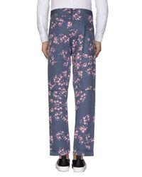 Armani Jeans Blue Casual Pants for men