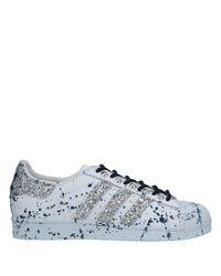 Adidas Originals White Low-tops & Sneakers