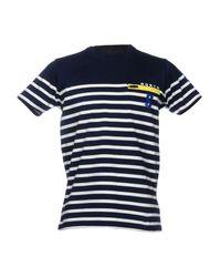 North Sails T-shirts in Blue für Herren