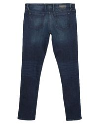 Pantaloni jeans di PT Torino in Blue da Uomo