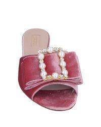 Sandales Sebastian en coloris Pink