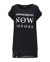 Liu Jo Black T-shirt