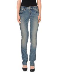 Pantaloni jeans di Calvin Klein in Blue