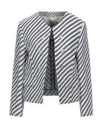 Marella Blue Suit Jacket