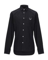 Chemise KENZO pour homme en coloris Black