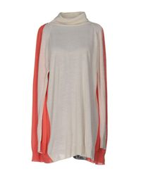 Love Moschino Brown Short Dress