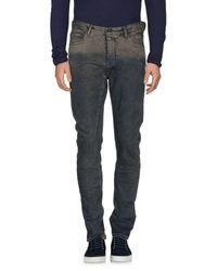 DRKSHDW by Rick Owens Blue Denim Pants for men