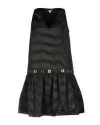 KENZO Black Short Dress