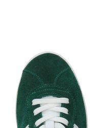 Divine Follie Green Low-tops & Sneakers