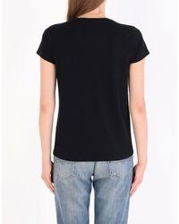 Polo Ralph Lauren - Black T-shirt - Lyst