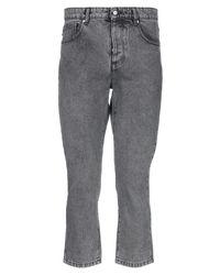 Pantalones vaqueros AMI de hombre de color Black