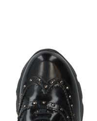 Pinko Black Low Sneakers & Tennisschuhe