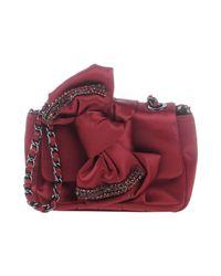 Tosca Blu Red Cross-body Bag