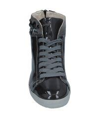 Sneakers abotinadas Cesare Paciotti de color Gray